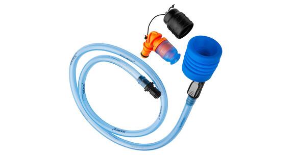 SOURCE Universal Tap Adapter + QMT Kit black/blue